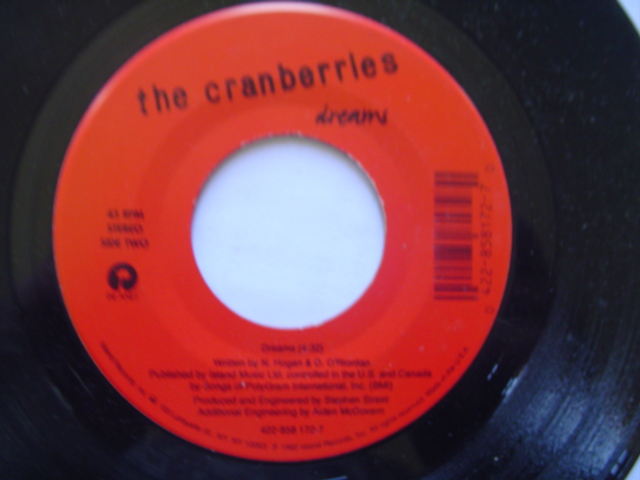 THE CRANBERRIES - LINGER - VIRGIN