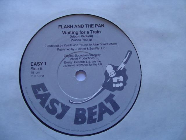 FALSH AND THE PAN - WAITING FOR TRAIN - EASY BEAT