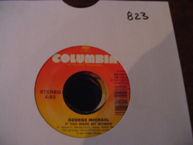 GEORGE MICHAEL - COLUMBIA 73512 { 823