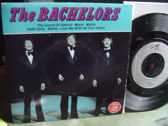 THE BACHELORS - 6 TRACK EP - PICKWICK