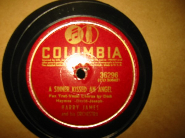 HARRY JAMES COLUMBIA 36296 E # 562