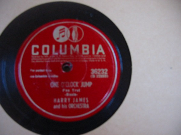 HARRY JAMES COLUMBIA 36232 E+ # 563
