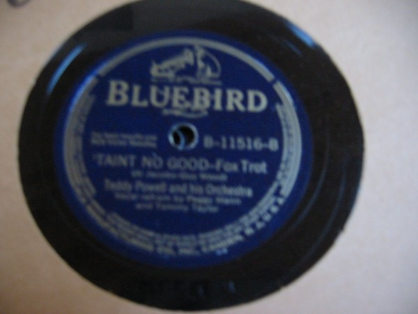 TEDDY POWELL -- RCA BLUEBIRD B-11516 - { 618 }