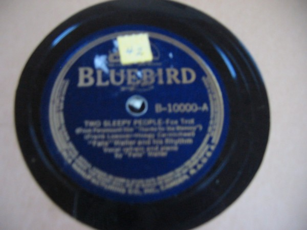 FATS WALLER -- RCA BLUEBIRD B-10000- { 619 }