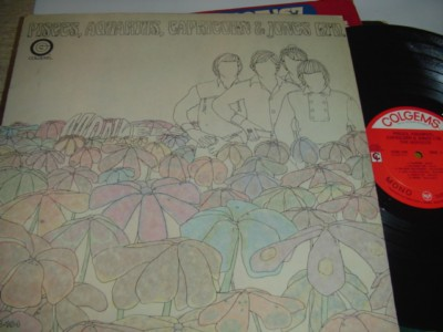 THE MONKEES - PISCES AQUARIUS - COLGEMS { 483