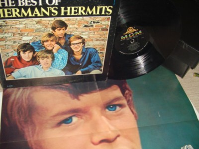HERMANS HERMITS - THE BEST OF VOL 2 - MGM { 467