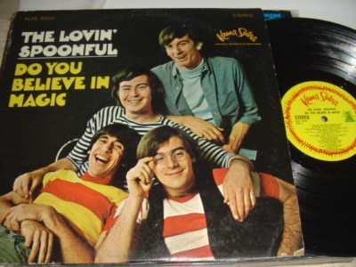 LOVIN SPOONFUL - BELIEVE MAGIC - KAMA SUTRA { 468