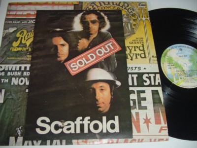 SCAFFOLD - SOLD OUT - WARNER { 498
