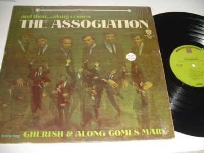THE ASSOCATION - AND THEN ALONG COMES - WARNER { 457