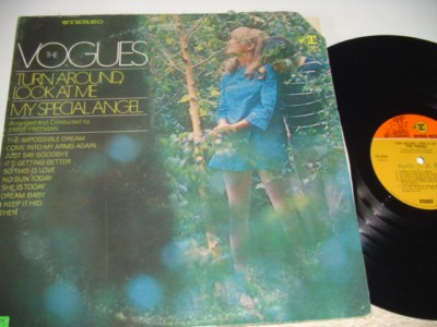 THE VOGUES - TURN AROUND LOOK - REPRISE { 456