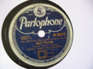 Harry James - Blues in the Night - Parlophone UK