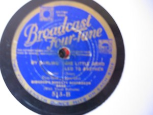 Jay Wilbur & Bidgood's Novelty Band - Broadcast Four Tune