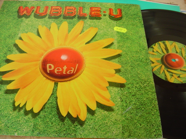 WUBBLE - U - PETAL - INDOLENT RECORDS