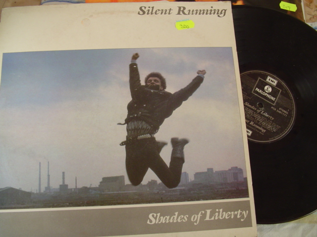 SILENT RUNNING - SHADES OF LIBERTY - EMI