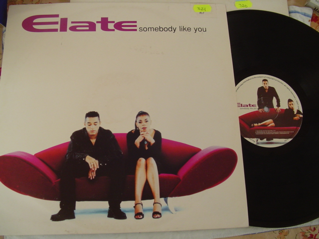 ELATE - SOMEONE LIKE YOU - 12""