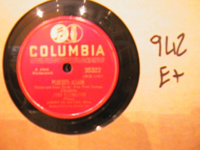 DUKE ELLINGTON - COLUMBIA 35332 - { 942