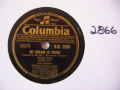 Doris Day - Someone like you - Columbia DB.2590 UK