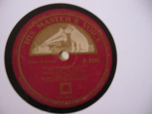 Sidney Bechet - Rose Room - HMV - Dum Dum India