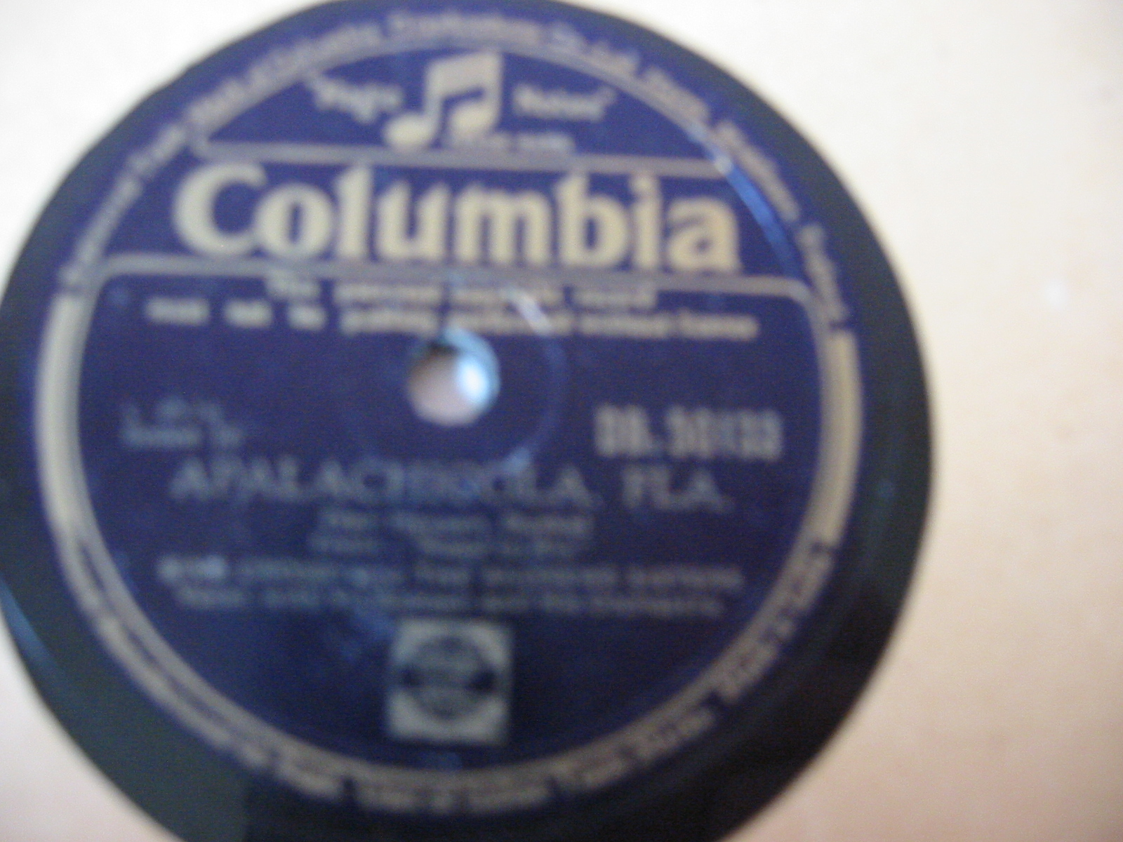 Bing Crosby & Andrews Sisters - Apalachicola - Columbia India