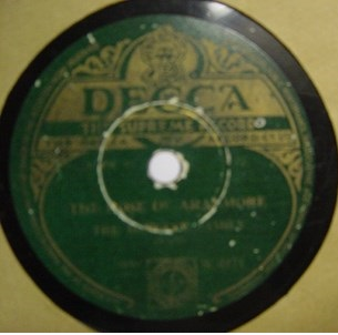 The McNulty Family - Tipperary Daisy - Decca W 4871