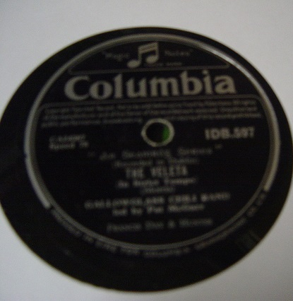 Gallowglass Ceili Band - Bluebell Polke - Columbia IDB 597