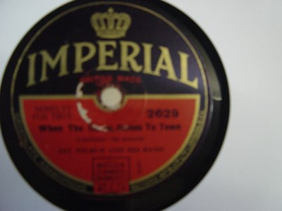 Jay Wilbur - When the Circus comes to Town - Imperial 2629 UK