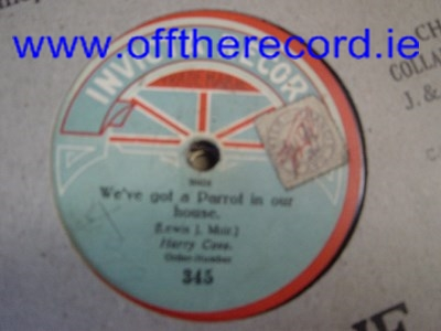 Harry Cove - Its nice to get up in the Morning - Invicta 345