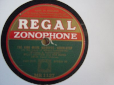 Billy Cotton - The King made Whoopee - Regal MR 1127 UK