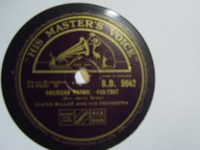Tommy Dorsey - Swing High - HMV B.D. 5884 UK
