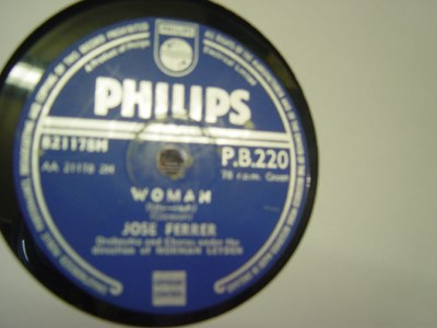 Rosemary Clooney & Jose Ferrer - Man , Woman - Philips P.B.220