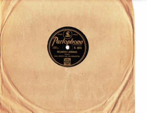 Earl Bostic - Dont you do it - Parlophone R.3873