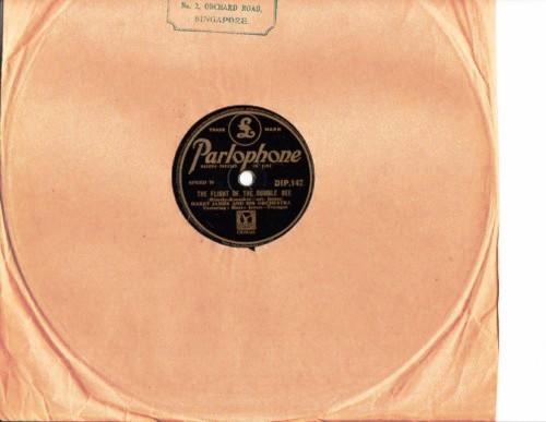 Harry James - Flight of Bumble Bee - Parlophone DIP.147 Irish