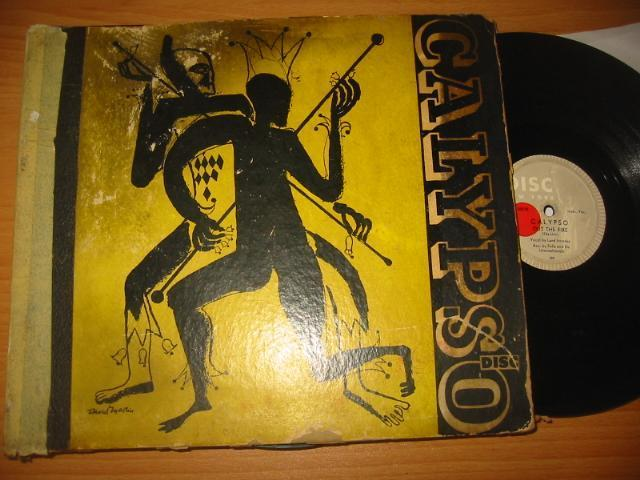 CALYPSO 78 RPM SET - MACBETH / LORD INVADER / DUKE IRON { 29