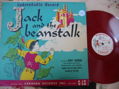 JACK AND THE BEANSTALK - CARAVAN C 12 { 103