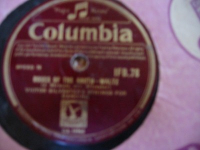 VICTOR SILVESTER - COLUMBIA IFB 78 { 116