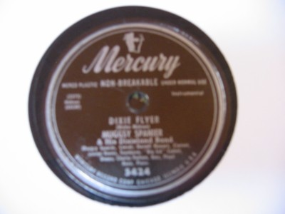 MUGGSY SPANIER - LAZY PIANO MAN - MERCURY 5424 { 121