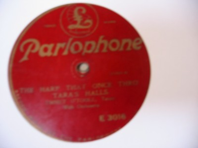 JAMES O NEILL - THE FOGGY DEW - PARLOPHONE { 127