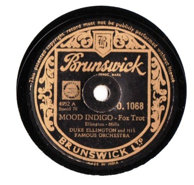Duke Ellington - Mood Indigo - Made in India