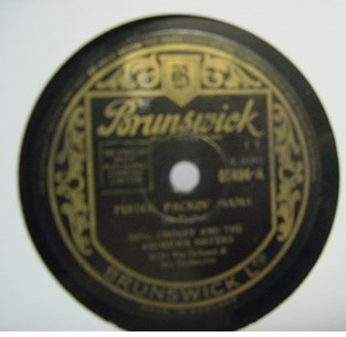 Bing Crosby & Andrews Sisters - Brunswick 03494