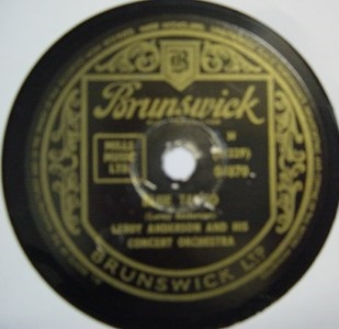 Leroy Anderson - Belle of the Ball - Brunswick 04870 UK