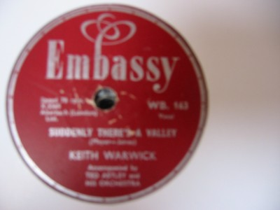 KEITH WARWICK - EMBASSY RECORDS WB 163 { 56