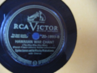 SPIKE JONES - GLOW WORM - RCA VICTOR B20- 1893 { 74