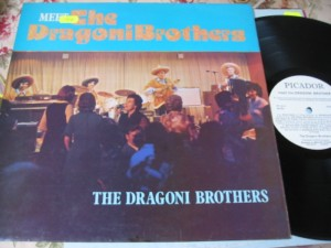 DRAGONI BROTHERS - MEET THE DARGONI - PICADOR RECORDS