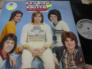 BAY CITY ROLLERS - ROLLIN - BELL 1974