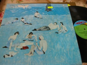 ELTON JOHN - BLUE MOVES - ROCKET 2LP 1976