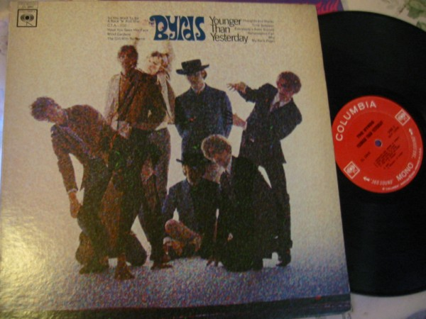 THE BYRDS - YOUNGER THAN YESTERDAY Columbia Mono