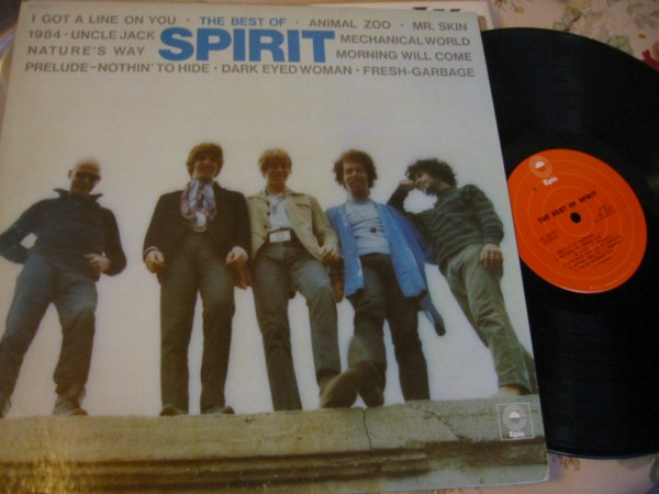 SPIRIT - THE BEST OF - EPIC PSYCH