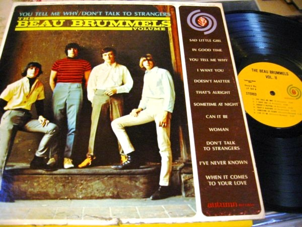 THE BEAU BRUMMELS - VOL 2 - AUTUMN { AF 56
