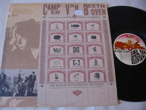 CAMPER VAN BEETHOVEN - OUR BELOVED - VIRGIN { AF 572