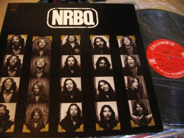 NRBQ - SELF TITLE - COLUMBIA { AF 64